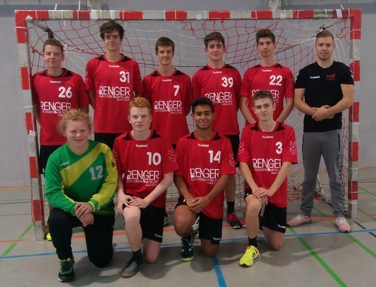 Männl. A-Jugend - Saison 2018/2019