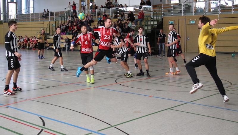 Sv Buckenhofen Handball